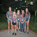 Tech Trek STEM Scholarship Winners Honored
