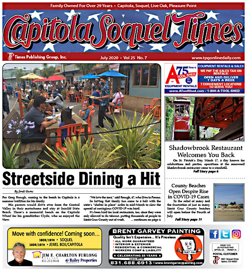 Capitola Soquel Times Publishing Group Inc tpgonlinedaily.com