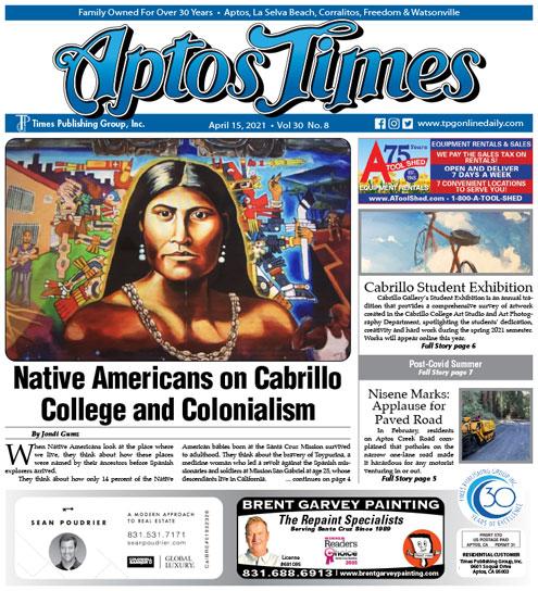 Aptos Times Publishing Group Inc tpgonlinedaily.com