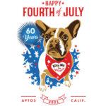 Aptos Fourth of July Parade 2021